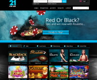 Sign up at 21.co.uk Casino