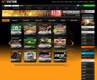 Sign up at BetVictor Casino