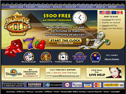 Play at Mummys Gold Casino
