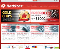 Sign up at Red Star Poker