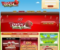 Play at Tasty Bingo
