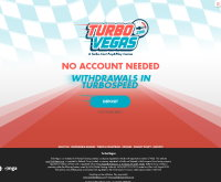 Sign up at Turbo Vegas Casino